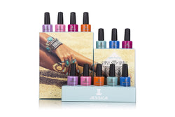 Gypsy Spirit 12 piece Colour Collection Display
