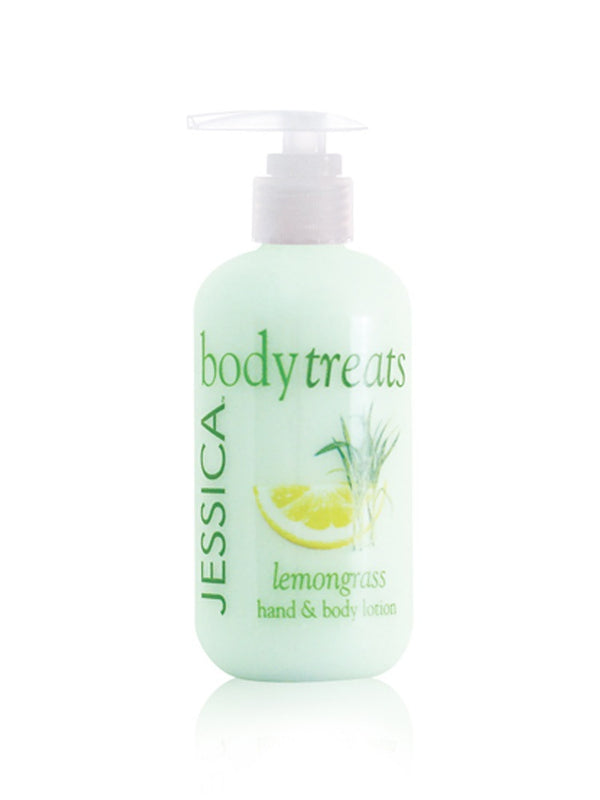 Lemongrass Hand & Body Lotion + Bath