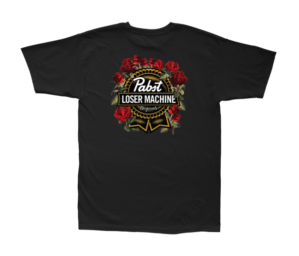 Loser Machine x PBR Full Bloom Shirt