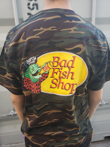 "Badfish ""Pros Only"" T-Shirts"