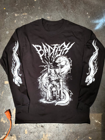 Badfish EELECTRIC EXECUTION L/S Tee