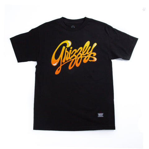 "GRIZZLY ""Script"" Tee"