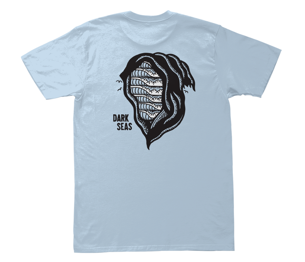 Dark Seas x SBK Dead Head Shirt