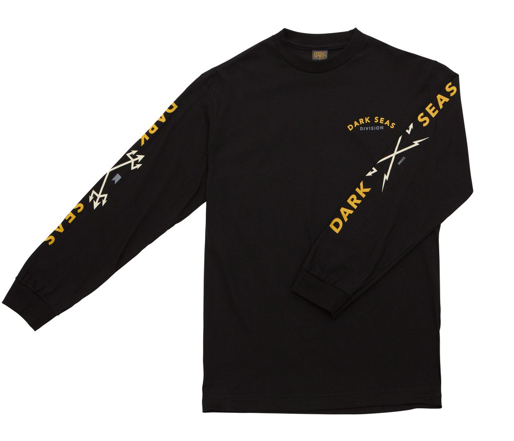 Dark Seas Headmaster L/S Shirt