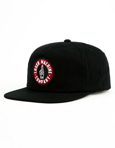 Loser Machine Goodluck Snapback