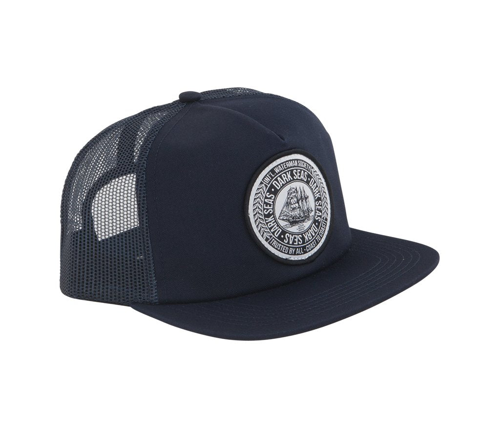 Dark Seas Cannon Trucker Hat