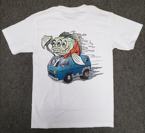 3 Eyed Fish Van Shirt