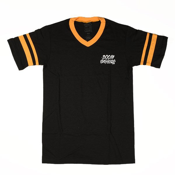 Doom Sayers Vintage Jersey Black, Gold