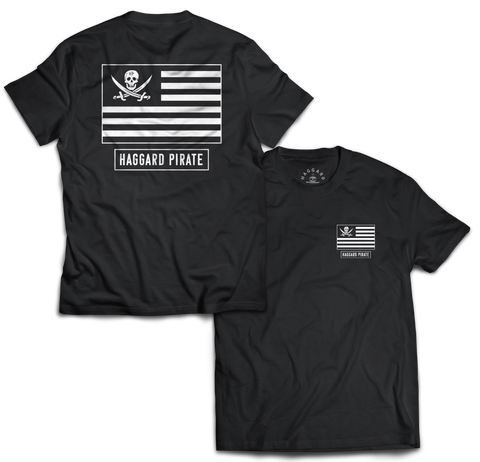 Haggard Pirate American Pirates Shirt