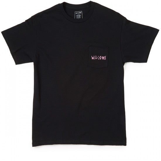 Welcome Symbol Pocket Tee