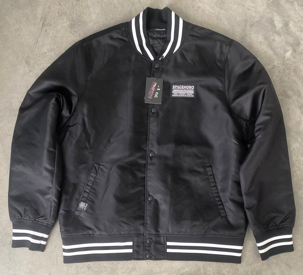SPACEHOBO MSE College Bomber Jacket