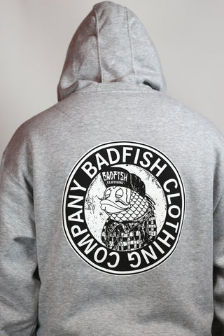Badfish Badge Hoodies