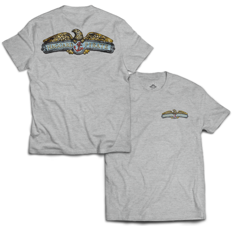 Haggard Pirate Captain's Quarters Shirt