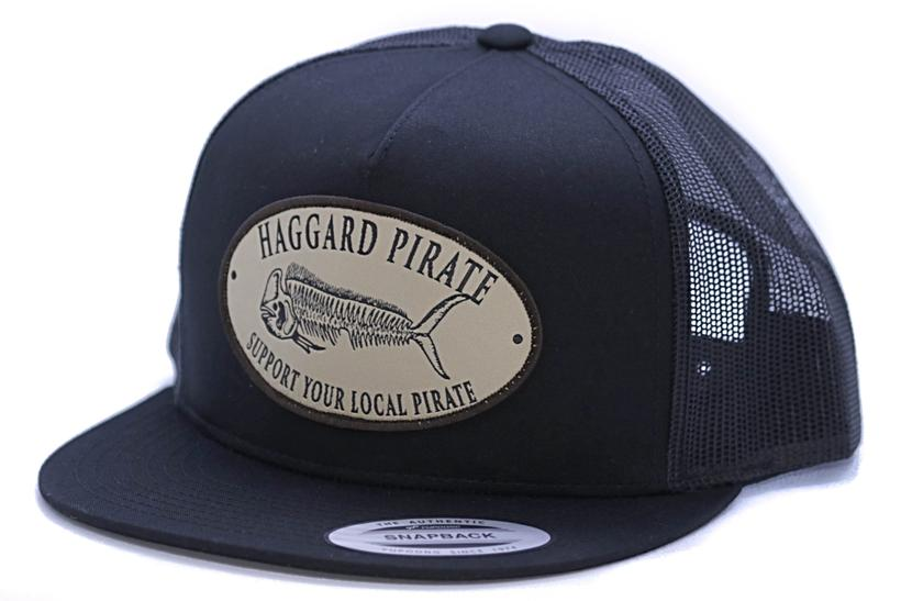 Haggard Pirate Dodo Trucker
