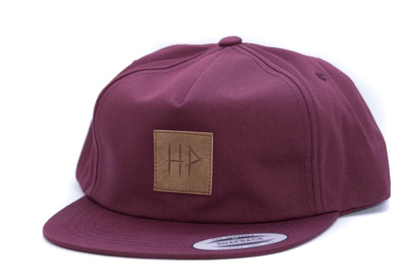 Haggard Pirate HP Stamped Snapback