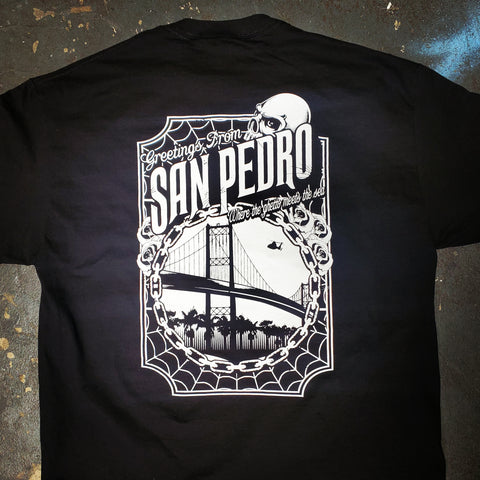 San Pedro Clothing  Greetings from San Pedro Tee