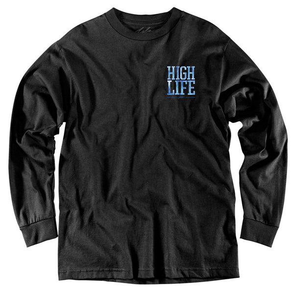 High Life x Jay Crest Pocket L/S