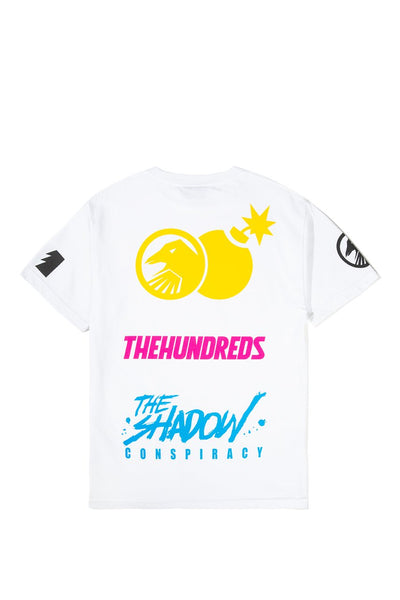 The Hundreds x The Shadow Conspiracy Tour Shirt