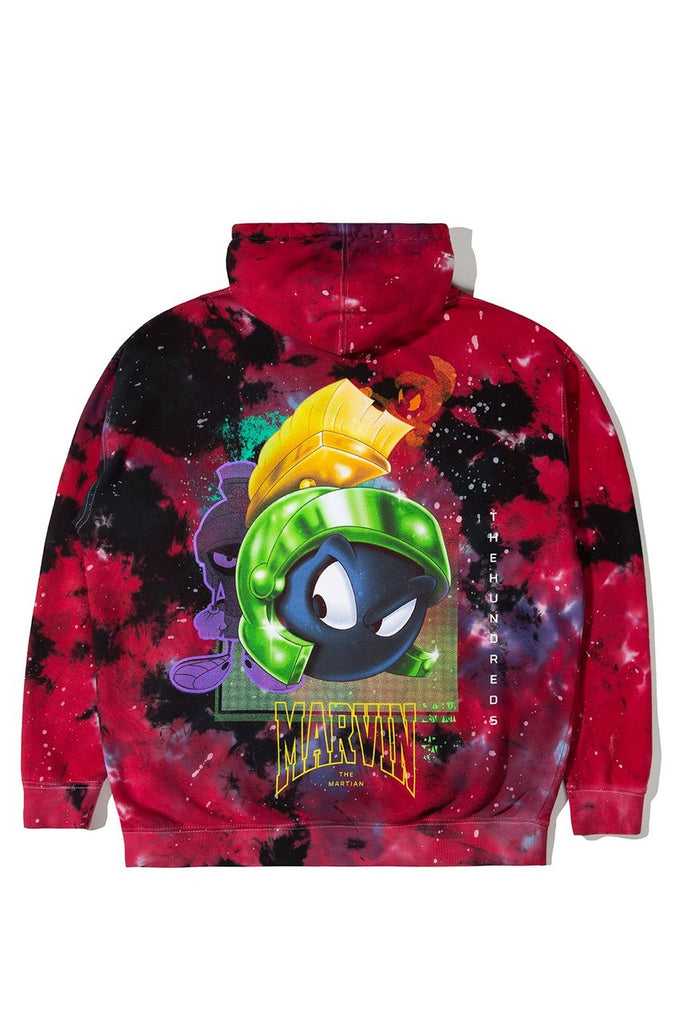 The Hundreds x Marvin the Martian Rocket Hoodie