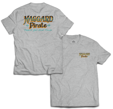 Haggard Pirate Simpler Times Shirt