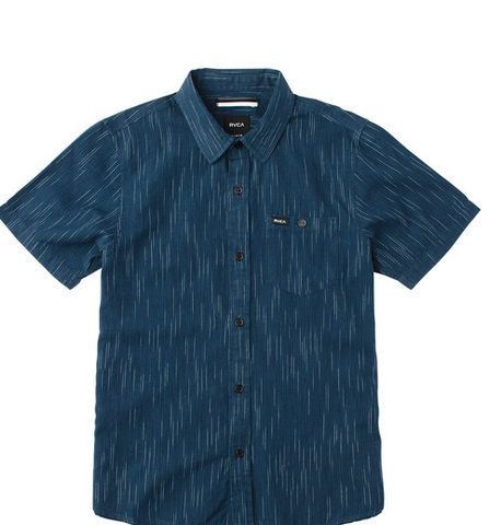 RVCA- Descent Button-up