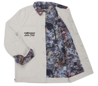 The Hundreds x Jackson Pollock Jacket