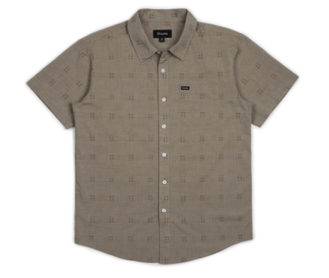 Brixton Charter S/S Woven