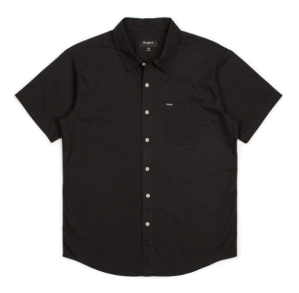 Brixton Charter Oxford Button Up