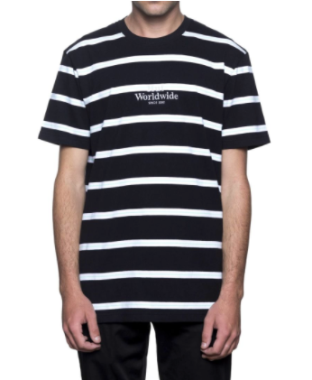 HUF Golden Gate Stripe Tee