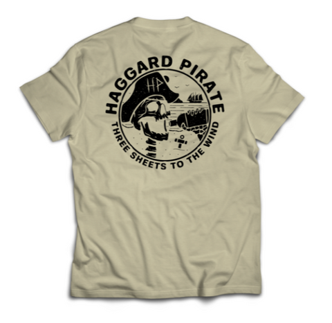 Haggard Pirate 3 Sheets Shirt