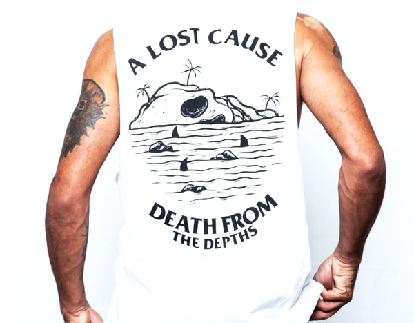 ALC Depths Sleeveless Shirt