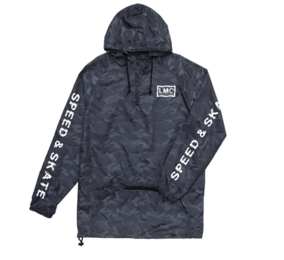 Loser Machine Authority Anorak