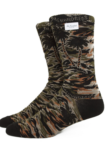 The Hundreds Palm Crew Socks