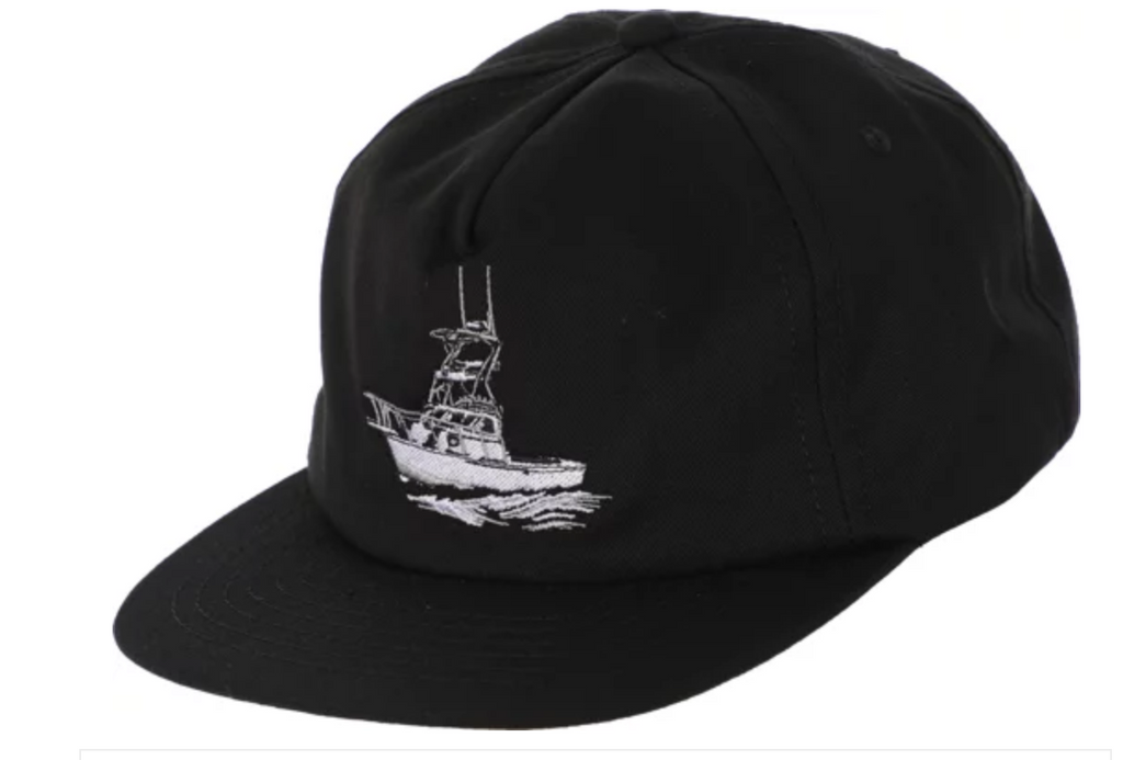 Dark Seas Broadside Hat
