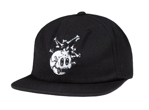 The Hundreds Bones Snapback