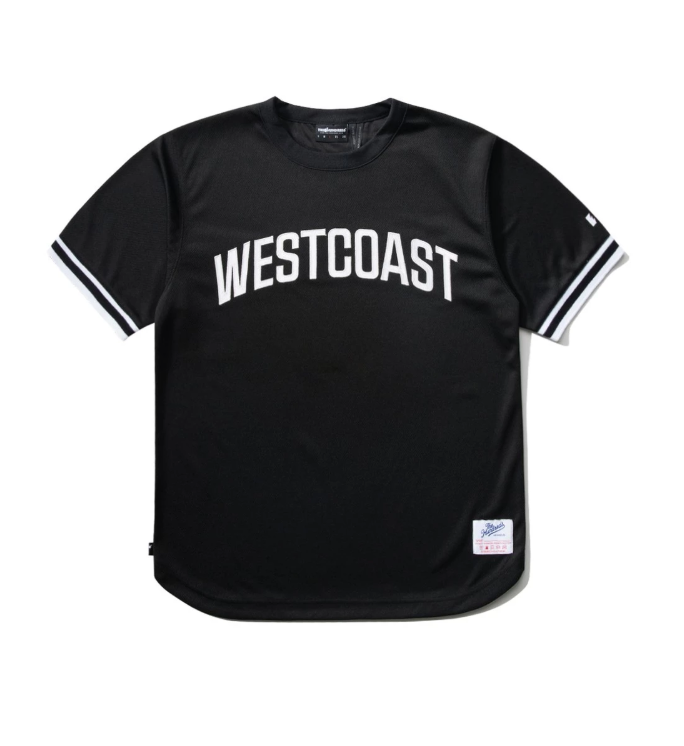 The Hundreds West Coast Jersey