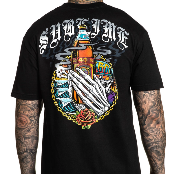 Sullen x Sublime Livin Easy Shirt