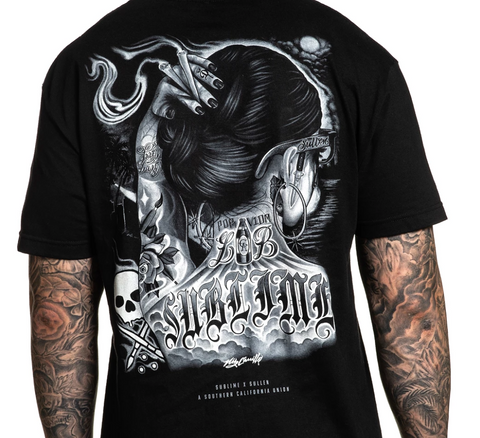 Sullen x Sublime One Drop Shirt