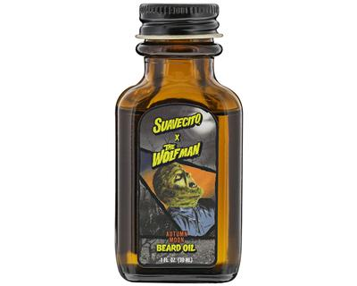 Suavecito x The Wolfman Beard Oil