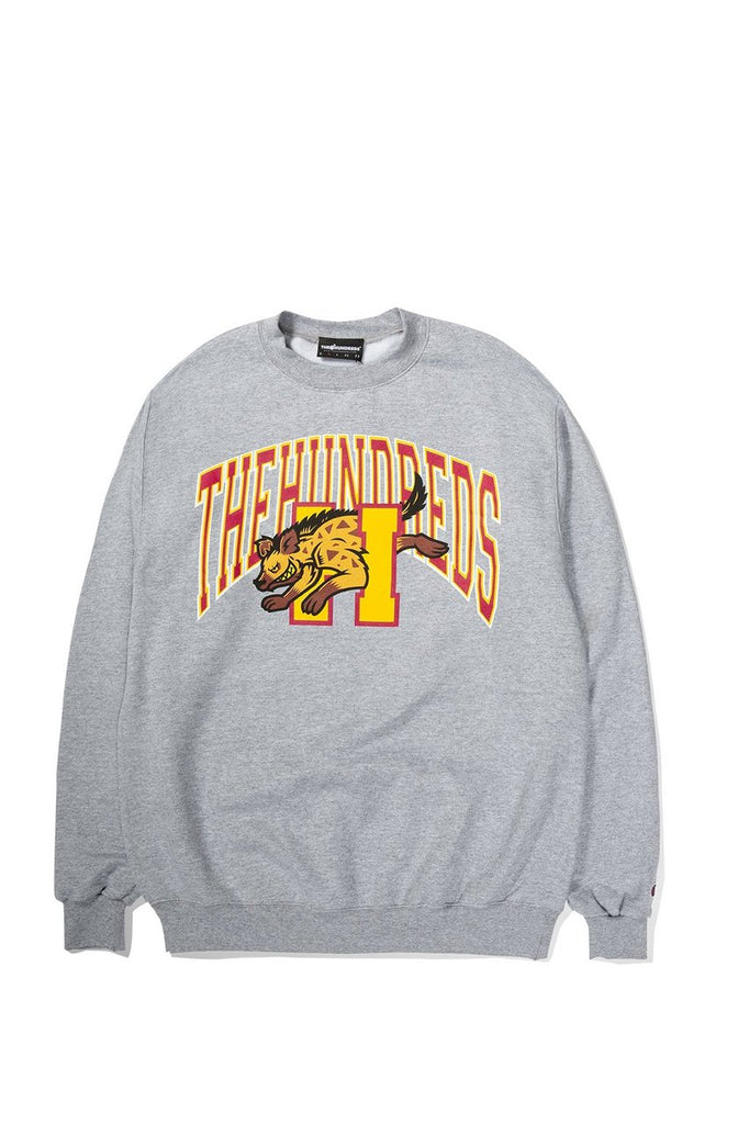 The Hundreds Block Crewneck Sweaters