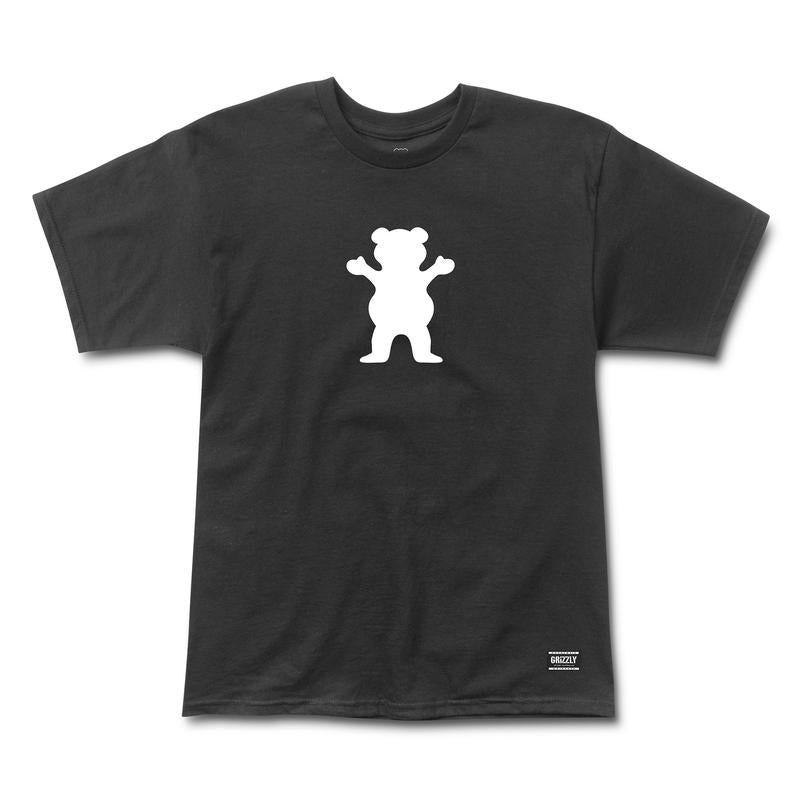 "GRIZZLY ""OG Bear Logo Basic"" Tee"