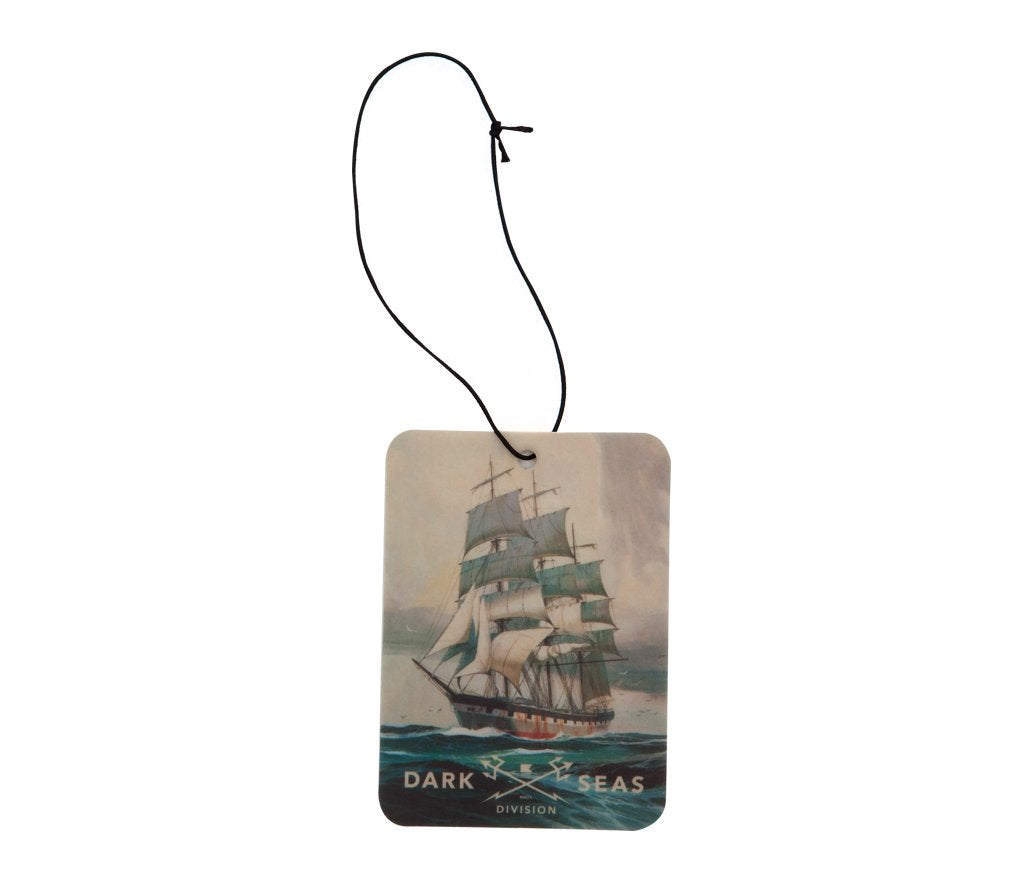 Dark Seas Endeavor Air Freshener (Nautical Breeze Scented)