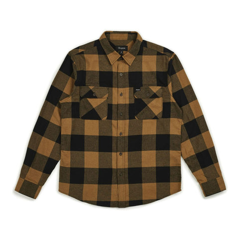 Brixton Bowery Lightweight L/S Flannel