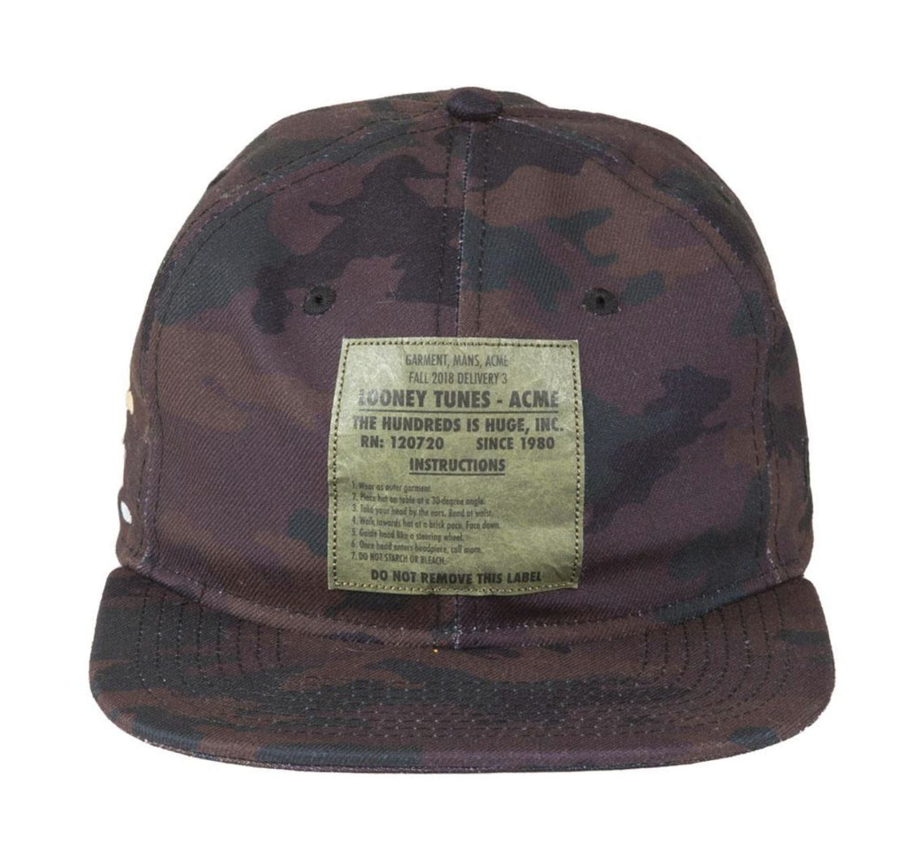 The Hundreds x ACME - Chase Snapback