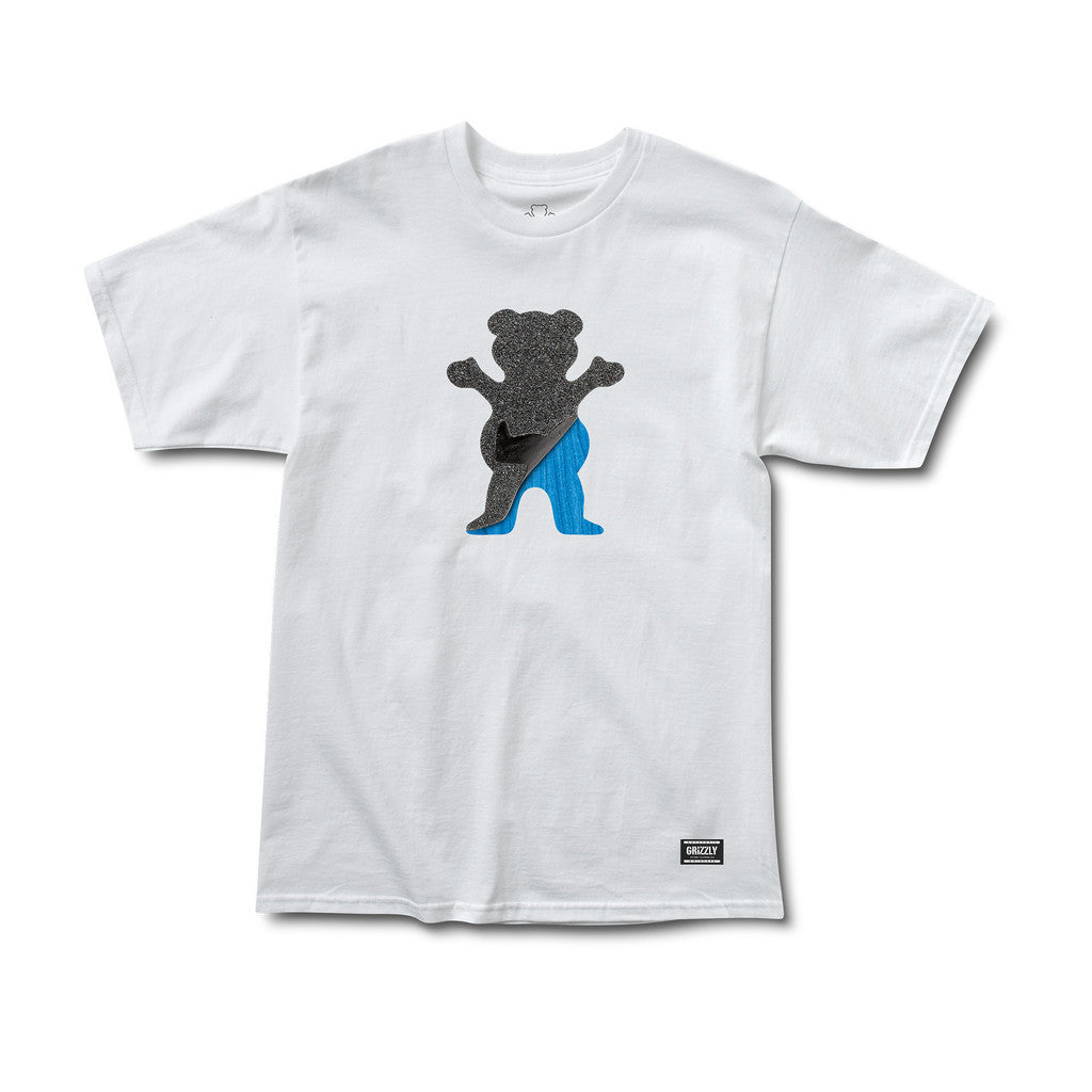 Grizzly Cut Out Bear Tee