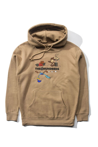 The Hundreds x ACME - Dynamite Pullover Sandstone