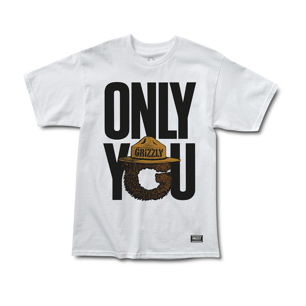 Grizzly Only You Tee