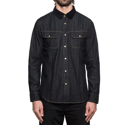 HUF Dungaree Denim Shirt