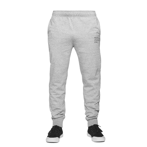 HUF Cadet Fleece Pants // GRAY HEATHER