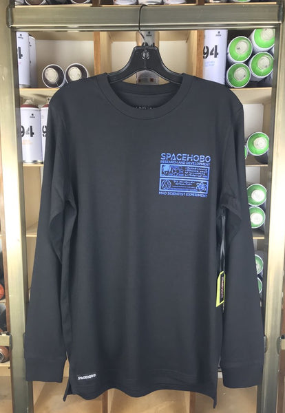 SPACEHOBO Global Surveillance L/S